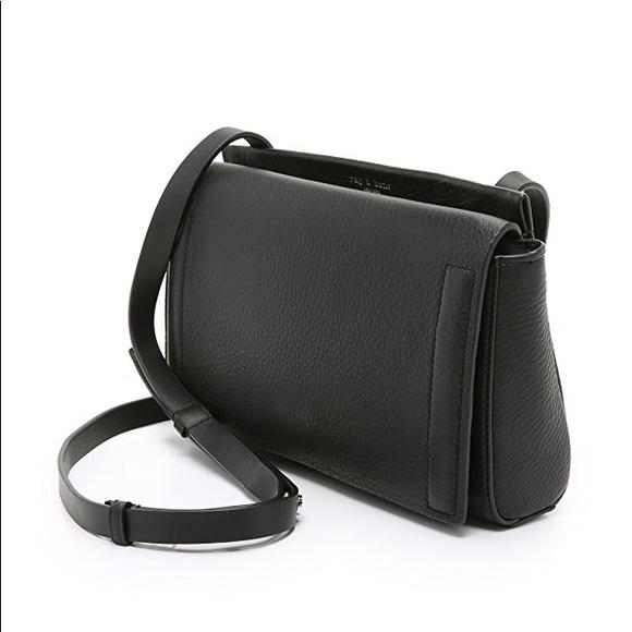 ec78cf3d8859 Rag   Bone black Aston Mini Crossbody bag purse. M 5ae65cd73316272cd8c72a13